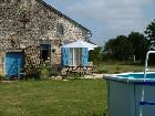 Champ Giraud. 2 pretty holiday cottages in an acre of garden