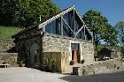 Fabulous views from award winning contemporary barn conversion near Hebden Bridge. Sleeps 6.