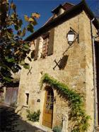 Charming old stone cottage in village centre short walk to shops, restaurants and river.