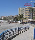 Nerja Beachfront Apartment in Edificio Torresol on Torresilla Beach