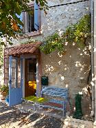 Pretty village cottage near Quillan in the sunny South of France